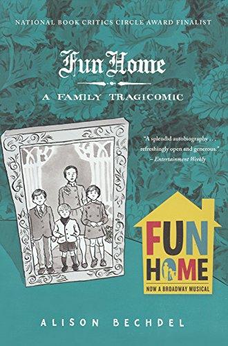 9781417823147: Fun Home: A Family Tragicomic (Turtleback School & Library Binding Edition)