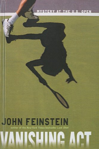 Vanishing Act (1417823232) by John Feinstein