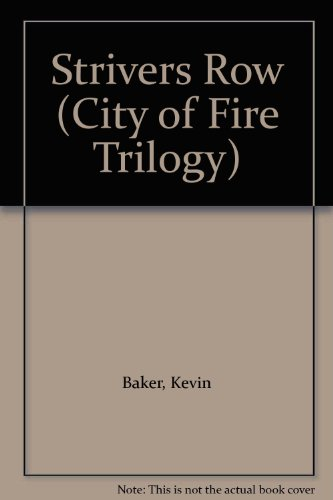 9781417823468: Strivers Row (City of Fire Trilogy)