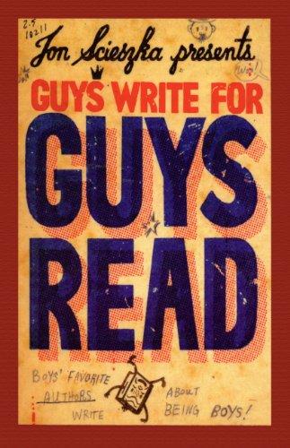 9781417823994: Guys Write For Guys Read (Turtleback School & Library Binding Edition)
