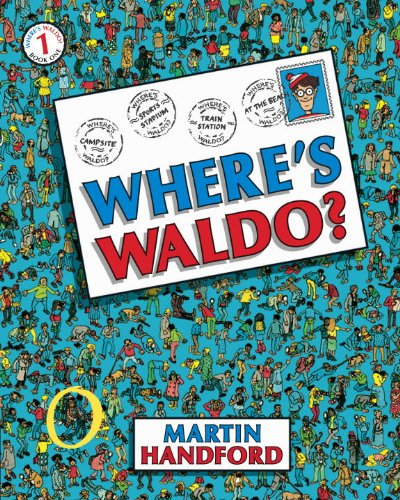 Where's Waldo? (Turtleback School & Library Binding Edition) (Where's Waldo? (Pb)) (9781417824243) by Martin Handford