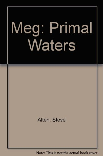 9781417827053: Meg: Primal Waters