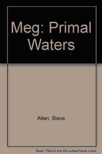 9781417827053: Meg: Primal Waters