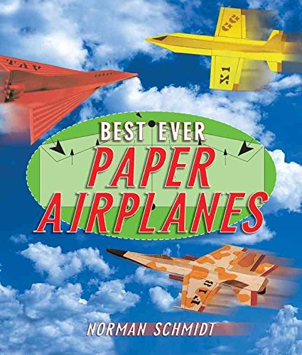 9781417827817: Best Ever Paper Airplanes