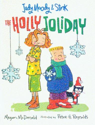 The Holly Joliday (Turtleback School & Library Binding Edition) (Judy Moody & Stink): Megan...