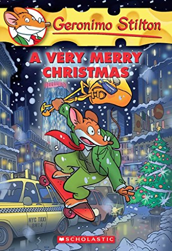 9781417829712: A Very Merry Christmas (Geronimo Stilton (Numbered Prebound))