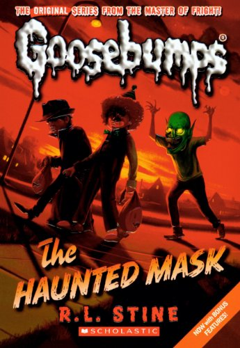 The Haunted Mask (Turtleback School & Library Binding Edition) (Goosebumps) (1417829850) by Stine, R. L.
