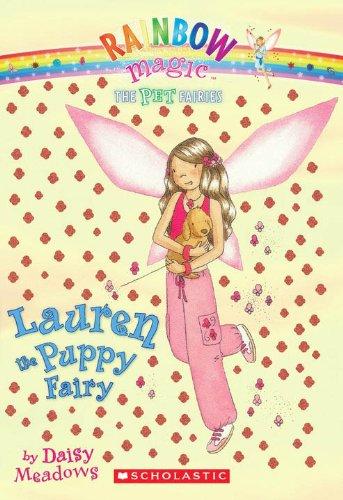 9781417829989: Lauren The Puppy Fairy (Turtleback School & Library Binding Edition) (Rainbow Magic: the Pet Fairies)