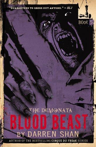 9781417830886: Blood Beast (Turtleback School & Library Binding Edition) (Demonata)