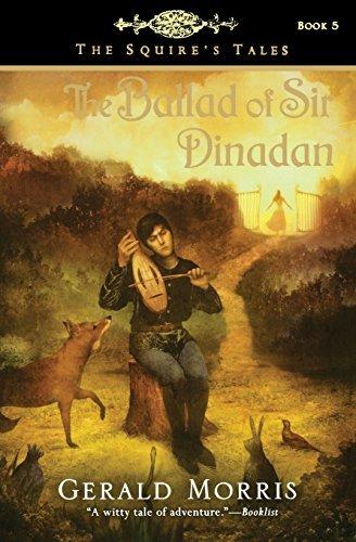 9781417831548: Ballad of Sir Dinadan (Squire's Tales (Houghton Mifflin Paperback))