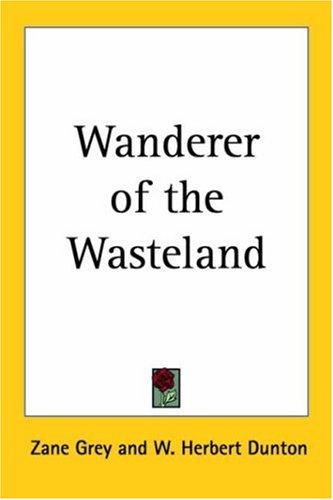 9781417901647: Wanderer of the Wasteland