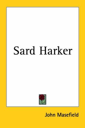 9781417902637: Sard Harker