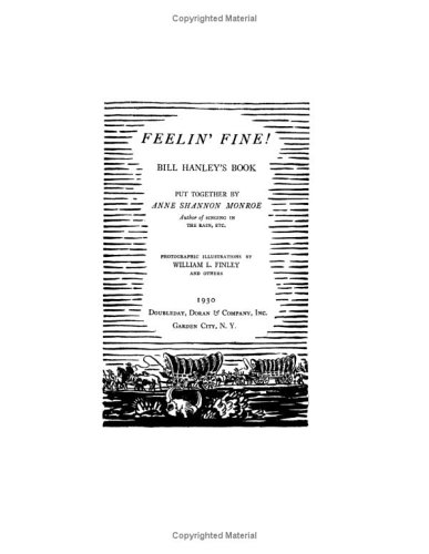 9781417903528: Feelin' Fine! Bill Hanley's Book