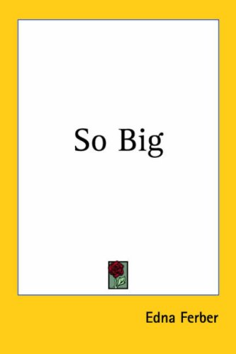 9781417906772: So Big