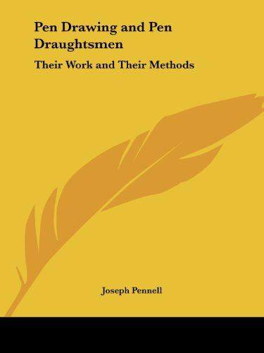 9781417909742: Pen Drawing and Pen Draughtsmen: Their Work and Their Methods