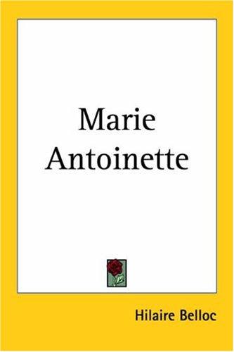 9781417912964: Marie Antoinette