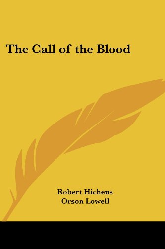 9781417914340: The Call of the Blood
