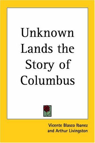 9781417915583: Unknown Lands the Story of Columbus