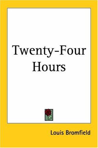 9781417915712: Twenty-four Hours
