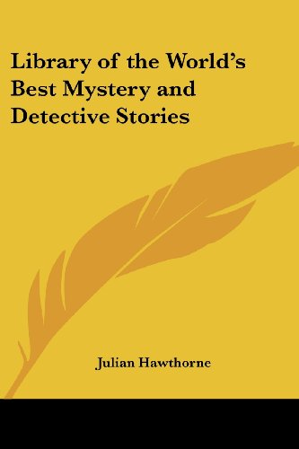 9781417918379: Library of the World's Best Mystery and Detective Stories