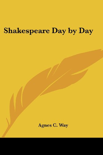 9781417918911: Shakespeare Day by Day