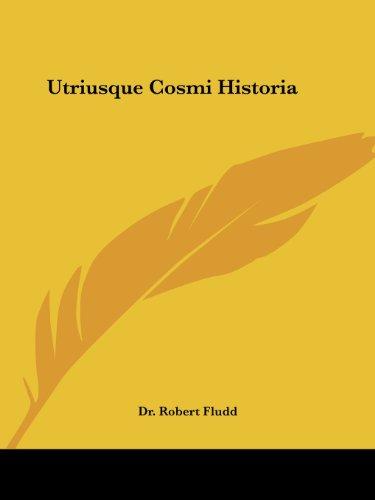 9781417920204: Utriusque Cosmi Historia