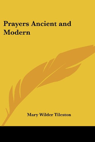 9781417920853: Prayers Ancient and Modern