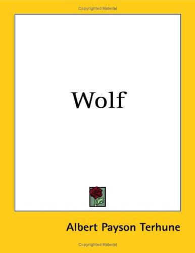 9781417923175: Wolf