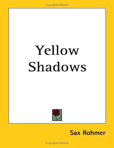 9781417925629: Yellow Shadows