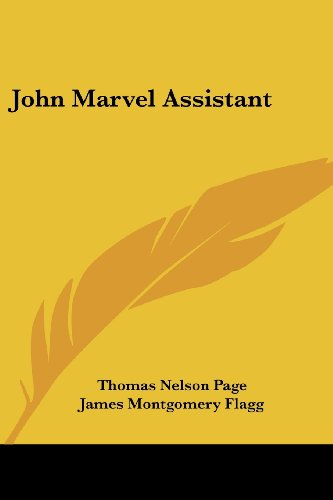9781417928873: John Marvel Assistant