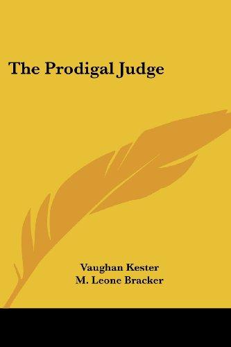 9781417931545: The Prodigal Judge