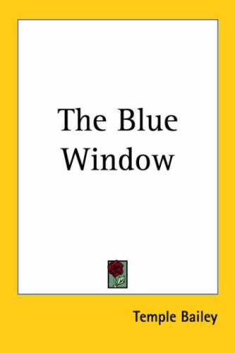 9781417933389: The Blue Window