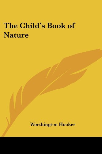 9781417935987: The Child's Book of Nature
