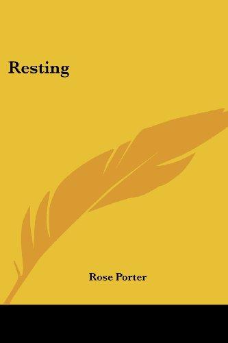 9781417936809: Resting