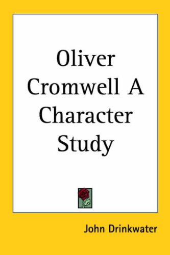 9781417937417: Oliver Cromwell: A Character Study