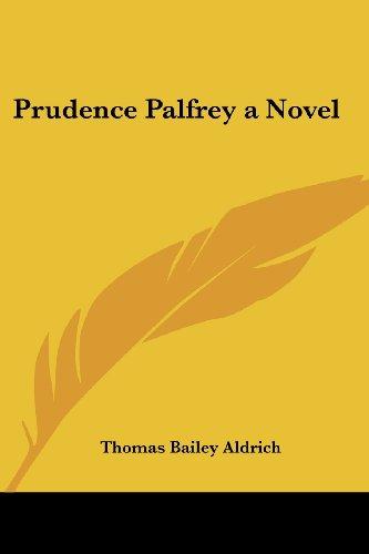 9781417939404: Prudence Palfrey a Novel