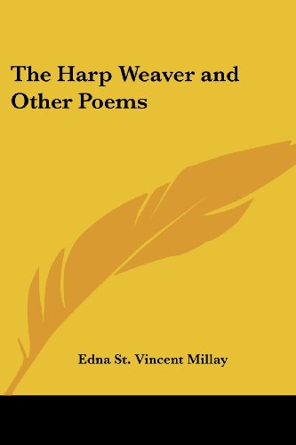 9781417939824: The Harp Weaver and Other Poems