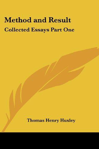 Aldous huxley complete essays