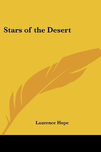 9781417948833: Stars of the Desert