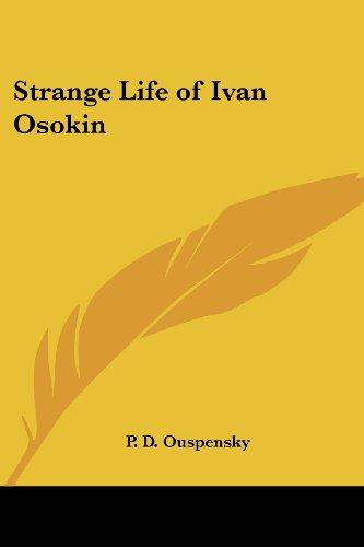 9781417950102: Strange Life of Ivan Osokin