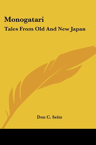 9781417966394: Monogatari: Tales From Old And New Japan