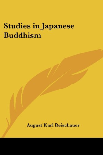 9781417977376: Studies in Japanese Buddhism