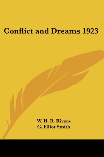 9781417980192: Conflict and Dreams 1923