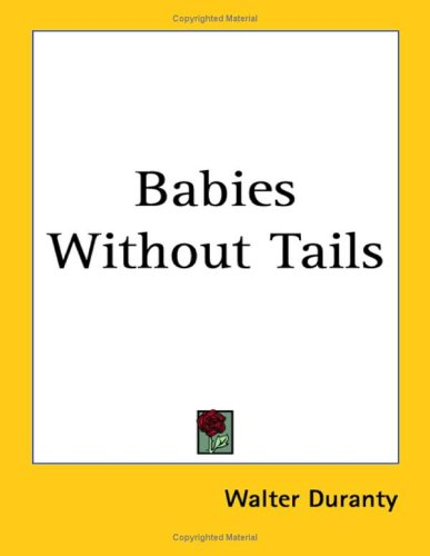 9781417985203: Babies Without Tails