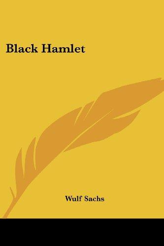 9781417985821: Black Hamlet