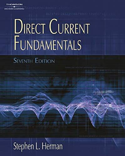 9781418000455: Direct Current Fundamentals
