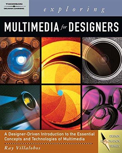 9781418001032: Exploring Multimedia for Designers (Computer Animation Team)