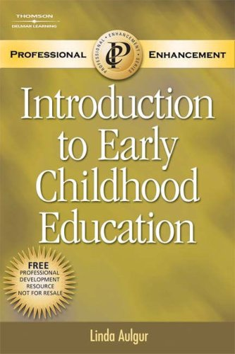 Introduction to Early Childhood Education: Professional Enhancement: Essa, Eva L.