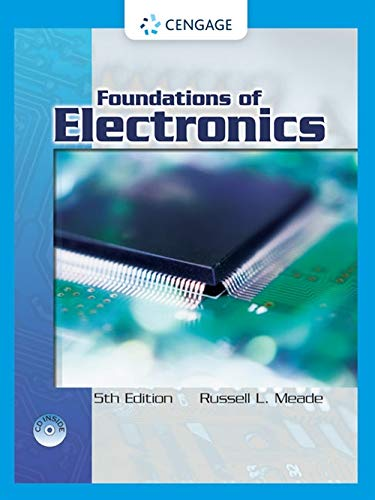 9781418005382: Foundations of Electronics: Electron Flow Version, 5th Edition