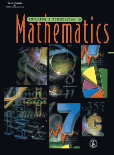 9781418006327: Building a Foundation in Mathematics